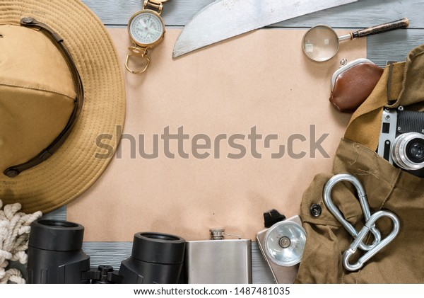 This is a photo of Printable Treasure Map Template with regard to school