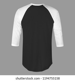 Raglan Shirt Mockup Images Stock Photos Vectors Shutterstock