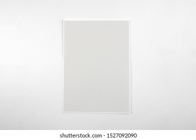 Blank wedding cards paper template