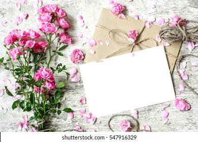 Invitation Anniversaire Mariage Stock Photos Images