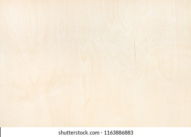 blank wooden background from natural birch plywood
