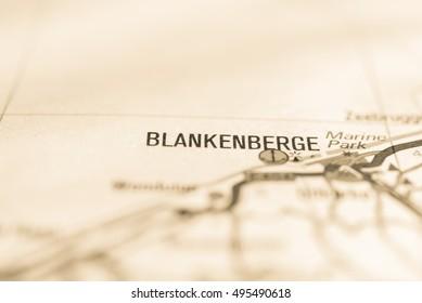 Blankenberge, Belgium.
