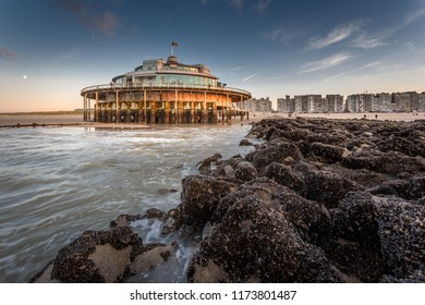 Blankenberge Pier Belgium