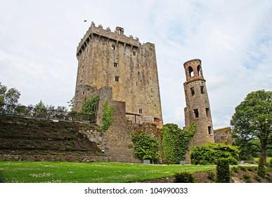 Blarney Castle in County Cork, Ireland