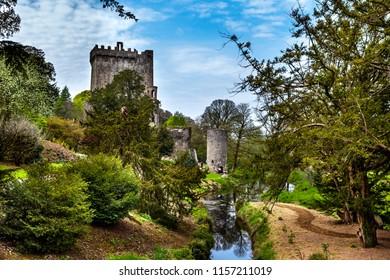 Blarney Castle County Cork, Ireland.