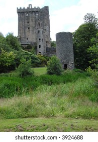Blarney Castle, Ireland, home of the famous Blarney Stone which gets kissed by tourists
