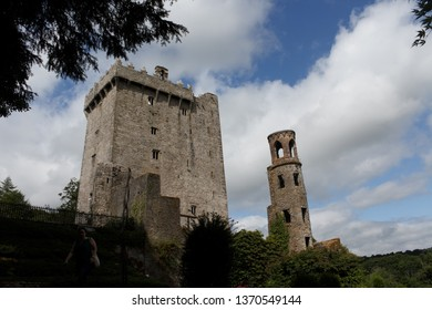 Blarney Castle in Ireland -Home to the Blarney kissing stone