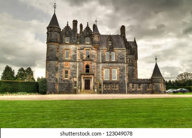 Blarney House at the castle in Co. Cork, Ireland