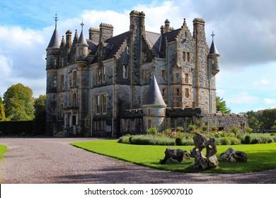 Blarney house in Ireland