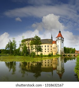 Blatna chateau, Czech Republic