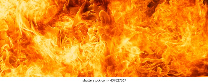 blaze fire flame for banner background