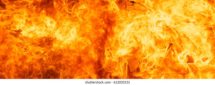 blaze fire flame texture for banner background