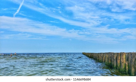 Ble Sky&Sea Horizon