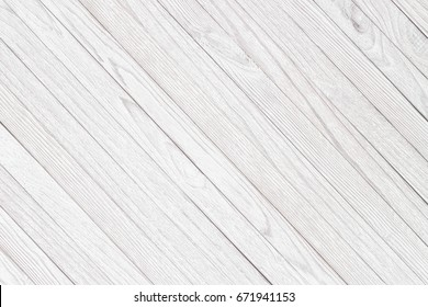 Bleached wood texture, wooden boards painted with white paint