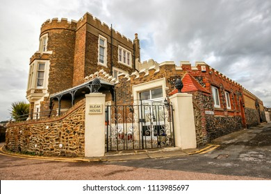Bleak House, once home to Charles Dickens. Broadstairs Kent, England- 11th April 2012