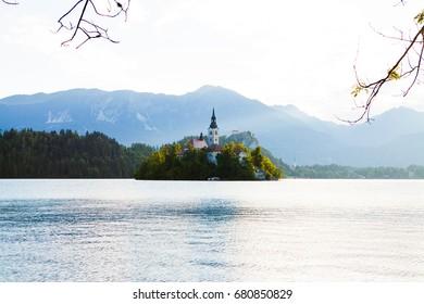 Bled Lake Slovenia