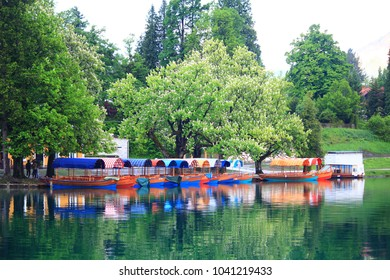 Bled is a town on Lake Bled in the Upper Carolinian region of northwestern Slovenia.