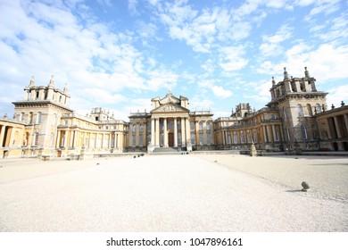 Blenheim Palace Oxfordshire England