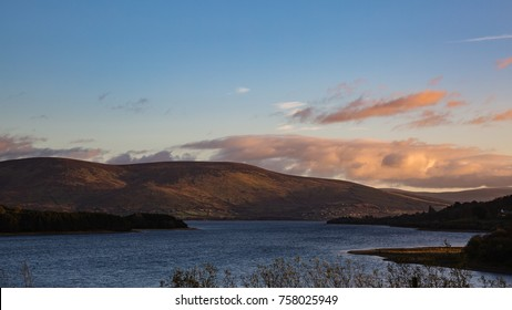 Blessington Lake, Wicklow, Ireland