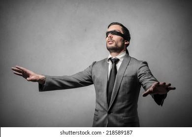 blind-man's bluff