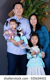 Blissful Asian Modern Family