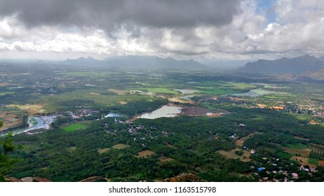 """""""Blissful view of the agricultural fields of Kanyakumari district - Tamil nadu"""""""