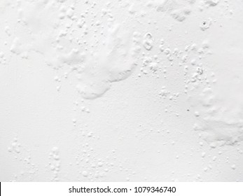 Blisters  paint on cement wall texture background