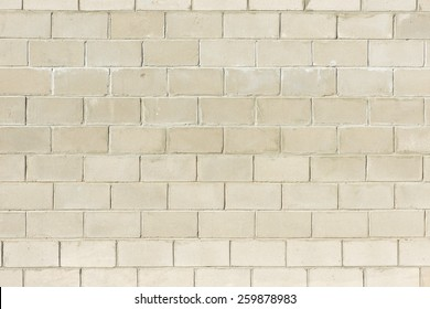 Block brick wall background texture