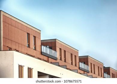 Block of flat.