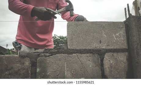 Block is going to use a wall.