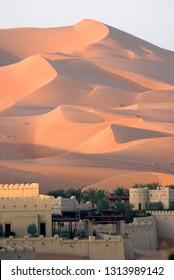 Blockhouse in the desert
