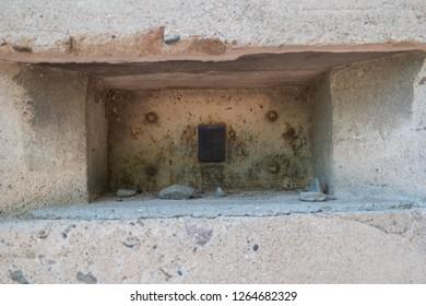 Blockhouse loophole, Karoo, South Africa