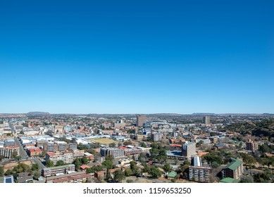 Bloemfontein, Free State, South Africa.