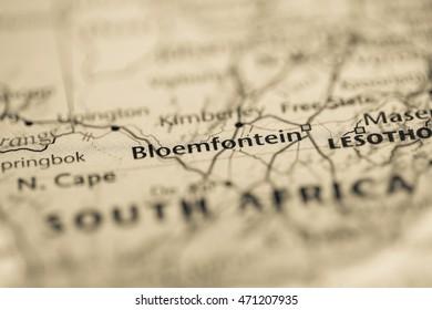 Bloemfontein. South Africa