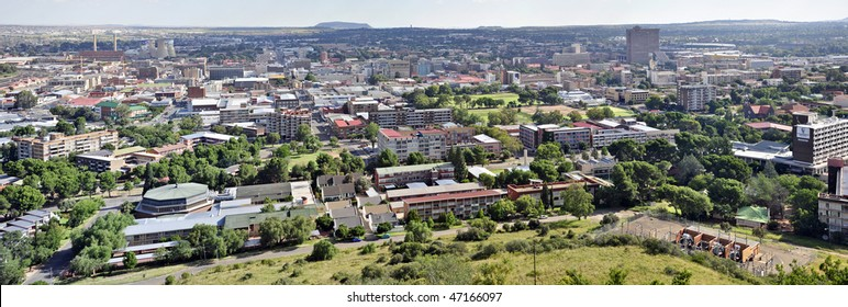 Bloemfontein, South Africa.