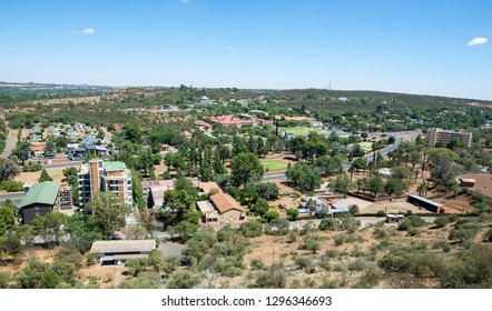 Bloemfontein suburb, South Africa.