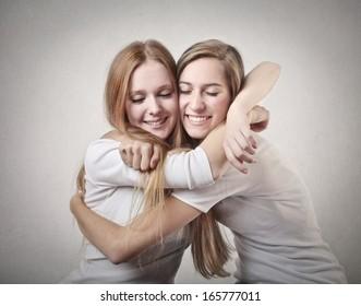 Blonde Friends