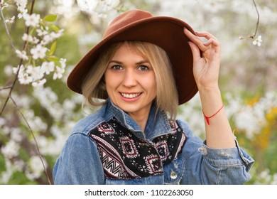 Mature blonde gypsy