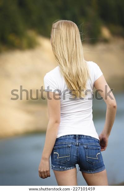 Ass Teen Blond