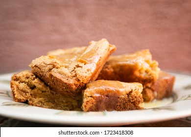 Blondies. For the not so chocohaulic