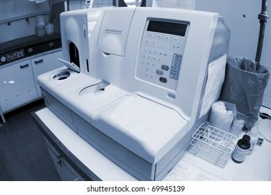 Blood gas and acohol Analyzer