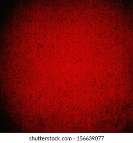 Blood red wall grunge background. Perfect for many uses including horror and Halloween.