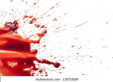 Blood Splatter Texture Images Stock Photos Vectors Shutterstock Splattered blood and grunge background. https www shutterstock com image photo blood splatter 118753009