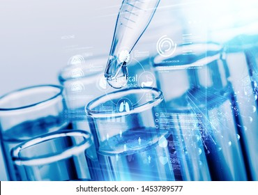 Blood test laboratory analysis microbiology research liquid
