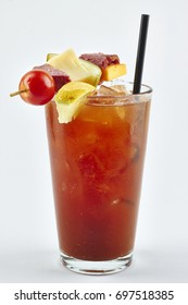 Bloody Mary on White