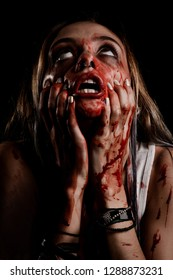 Bloody Woman Possessed