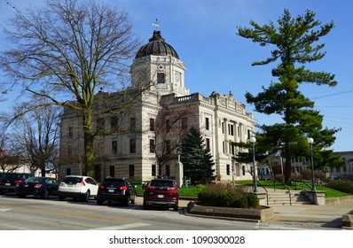 Monroe County Courthouse Images, Stock Photos & Vectors
