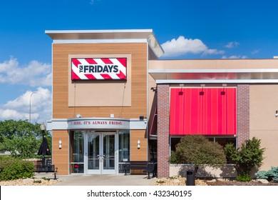 Tgi Fridays Images, Stock Photos & Vectors | Shutterstock