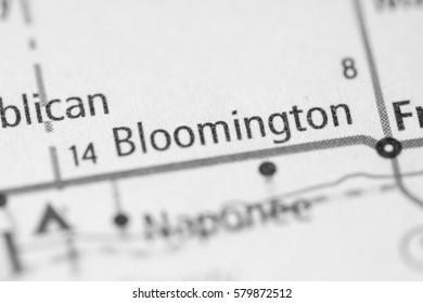 Bloomington. Nebraska. USA