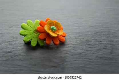 blossom orange Wallpaper